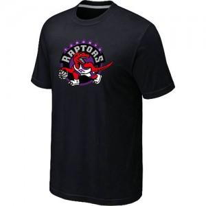 Toronto Raptors Big & Tall T-Shirt d'équipe de NBA - Noir pour Homme
