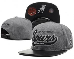 San Antonio Spurs CG82BYGM Casquettes d'équipe de NBA Expédition rapide