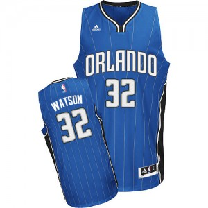 Maillot NBA Swingman C.J. Watson #32 Orlando Magic Road Bleu royal - Homme