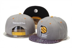Snapback Casquettes Indiana Pacers NBA WTYNFJCM