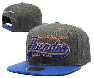 Oklahoma City Thunder Y42P8646 Casquettes d'équipe de NBA