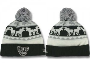 Bonnet Knit Brooklyn Nets NBA J4VKWGME