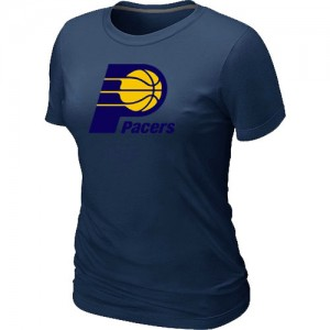 T-Shirt NBA Marine Indiana Pacers Big & Tall Femme