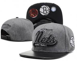Brooklyn Nets N7D3NXW7 Casquettes d'équipe de NBA