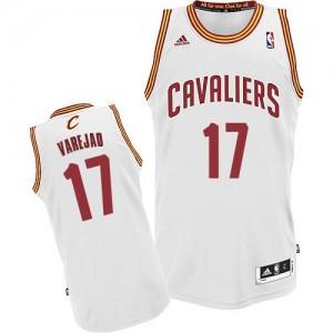 Cleveland Cavaliers Anderson Varejao #17 Home Swingman Maillot d'équipe de NBA - Blanc pour Homme
