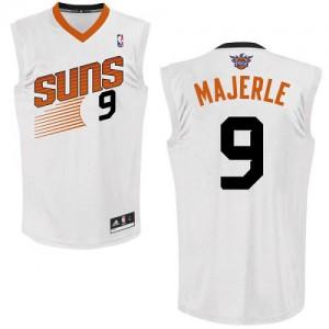 Maillot NBA Authentic Dan Majerle #9 Phoenix Suns Home Blanc - Homme