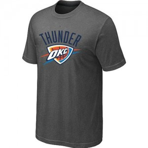 T-Shirt NBA Gris foncé Oklahoma City Thunder Big & Tall Homme
