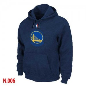 Sweat à capuche Marine Golden State Warriors - Homme