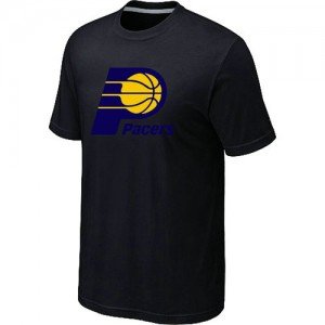 T-shirt principal de logo Indiana Pacers NBA Big & Tall Noir - Homme