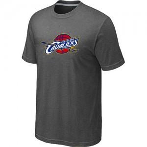 T-Shirt NBA Gris foncé Cleveland Cavaliers Big & Tall Homme