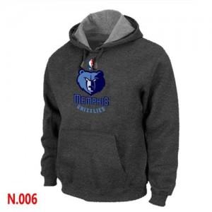 Sweat à capuche NBA Memphis Grizzlies Gris foncé - Homme