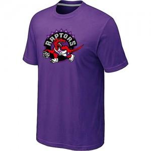 T-shirt principal de logo Toronto Raptors NBA Big & Tall Violet - Homme